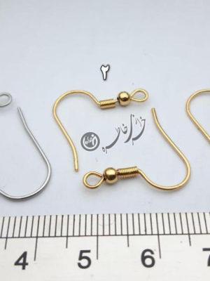 قفل گوشواره | گوشواره استیل رنگ ثابت | گوشواره عصایی استیل ضدحساسیت | گوشواره استیل بدون تغییر رنگ | انواع مدل های گوشواره | گوشواره برنز | گوشواره نقره ای