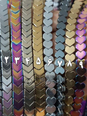 حدید قلب | حدید دستبندی | حدید فلش | حدید صلیب | دستبند سنگ حدید رنگ ثابت مردانه و زنانه | سنگ هماتیت خواص و خرید مهره | حدید تراش خورده | هماتیت قلب | سنگ
